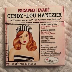 NIB The Balm Cindy Loumanizer highlighter